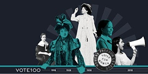 Vote 100 - Women and prisons