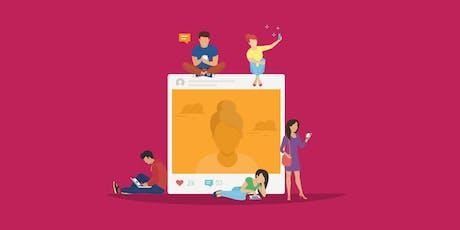 Social Media Advanced Training tickets