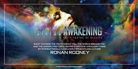 Sirius Awakening London - Embrace Your Authentic Self... tickets