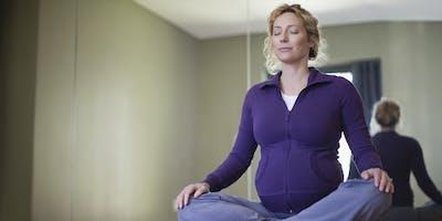 Wellington Regional - Prenatal Yoga Class (2019)