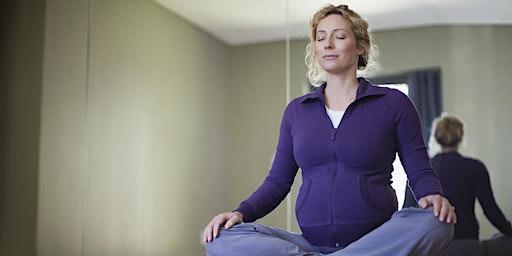 Wellington Regional — Prenatal Yoga Class