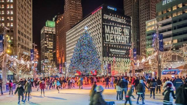 Drink Detroit: VIP Holiday Lights Cocktail Cr