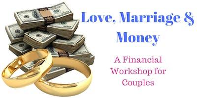 Love, Marriage & Money Workshop