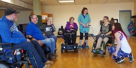 Wheelchair Health In Motion - Manchester tickets