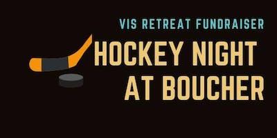 Hockey Night at Boucher!