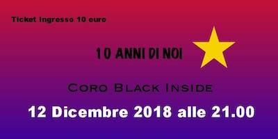 Black Inside - 10 anni di noi