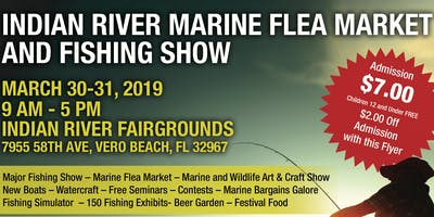 Indian River Marine Flea Market and Fishing Show