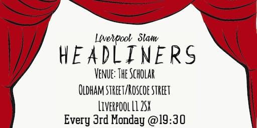 """Liverpool Slam """"Headliners"""" season 2 episode 6"""