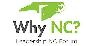 12th Annual Leadership North Carolina Forum