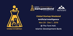 Startup Weekend Jeddah Global AI Edition