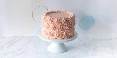 Rosette Cake Decorating