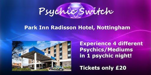 Psychic Switch - Nottingham
