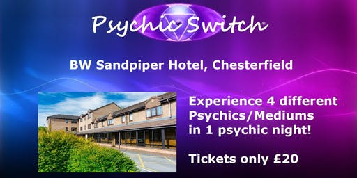 Psychic Switch - Chesterfield