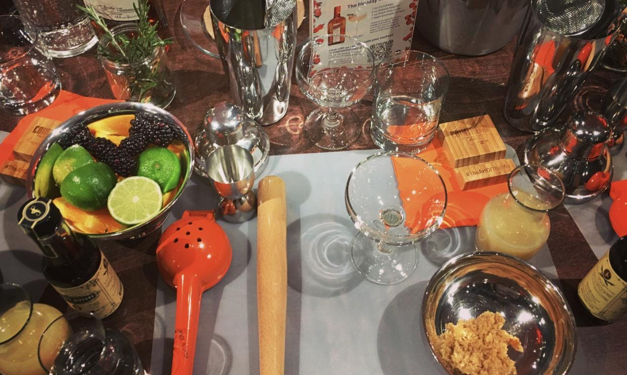 Hostess with the Mostess: Mixology Workshop