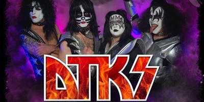 KISS - Dressed To KILL America's Hottest KISS Tribute Band With TrainWreck
