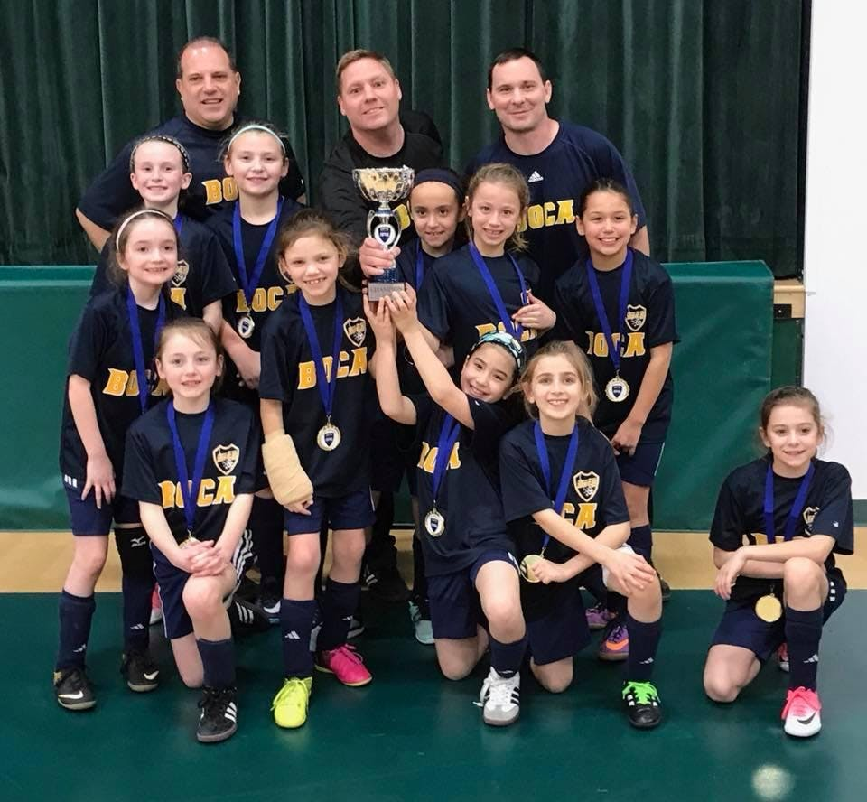 2009 Girls Winter Futsal Select Tryouts - Jer