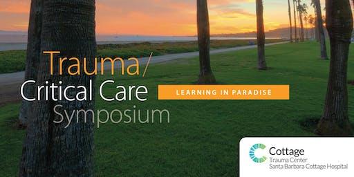 2019 Trauma/Critical Care Symposium