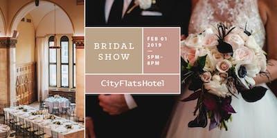 CityFlatsHotel Bridal Show