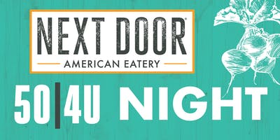 Snowden School 50|4U NIGHT at Next Door at Crosstown Concourse
