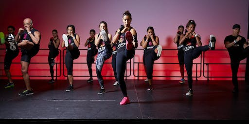 Strong By Zumba w/ BEA - Saturday Morning Beast Mode (YMCA Membership Required)