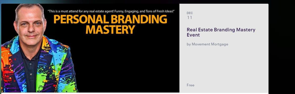 Personal Branding Mastery