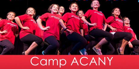 Camp ACANY Session 2 tickets