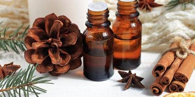 Winter Wellness Workshop: Aromatherapy