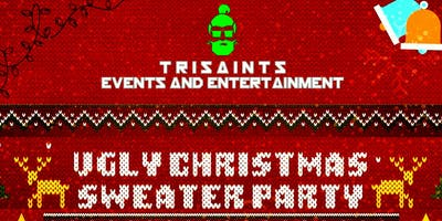 UGLY CHRISTMAS SWEATER - PARTY
