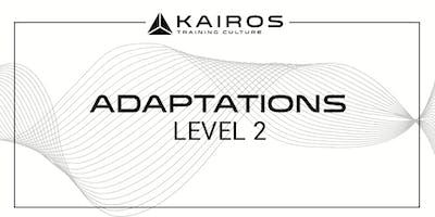 Kairos Training Camps Level 2 - Adaptations - Marietta, GA