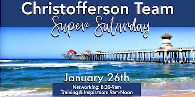 Christofferson Team Super Saturday