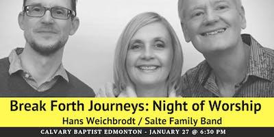 Night of Worship with Hans Weichbrodt & Arlen & Elsa Salte
