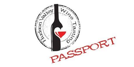 2019 Hudson Valley Wine Tasting Passport tickets
