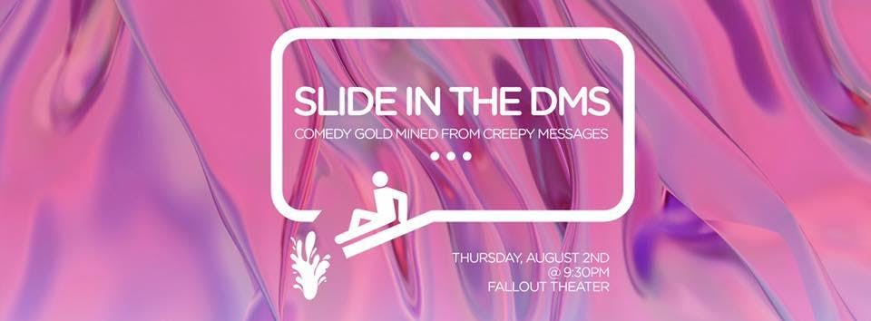 Slide in the DM's
