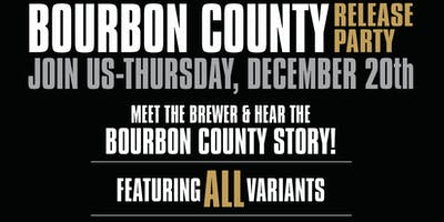 Bourbon County Tap Takeover @ WOB!