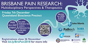 Brisbane Pain Research: Multidisciplinary Perspectives...