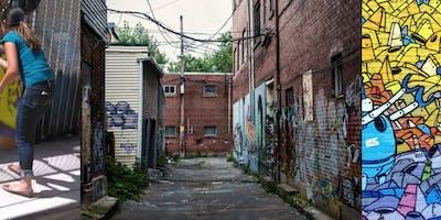 Street Art Graffiti Art Workshop
