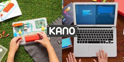 Kano for kids - Kangaroo Flat
