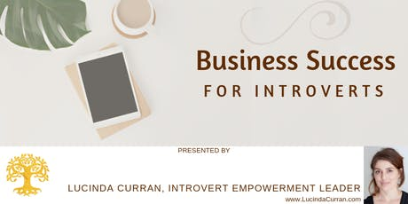 Business success for introverts (Free business training) tickets