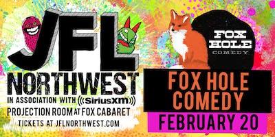 Fox Hole Comedy
