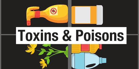 Dinner with the Doc-Toxins tickets