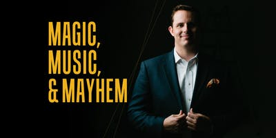 Ben Jackson: Magic, Music, & Mayhem
