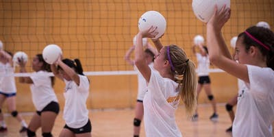 Winter Volleyball Clinic For High School Girls
