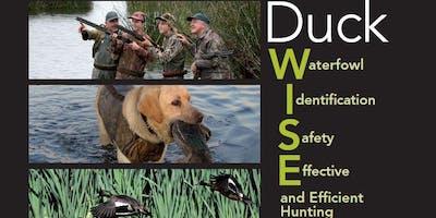 Waterfowl Identification Test - Wodonga