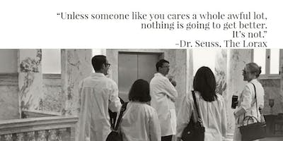 White Coat Day at the Capitol and Advocacy Training