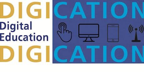 Digication: Job searching tickets