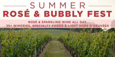 Summer Rose & Bubbly Fest