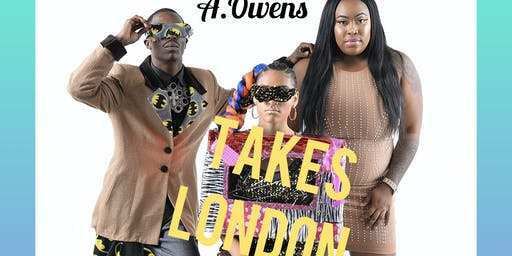 A.OWENS U.K MET GALA TAKES LONDON