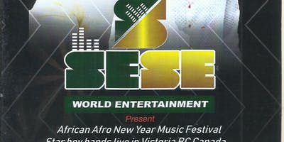 AFRICAN AFRO NEW YEAR MUSIC FESTIVAL STAR BOY BANDS LIVE IN VICTORIA BC CANADA