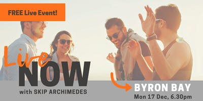 Live NOW Byron Bay - FREE Health & Lifestyle Training