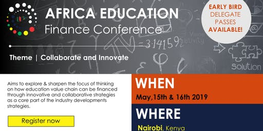 Africa Education Finance Conference